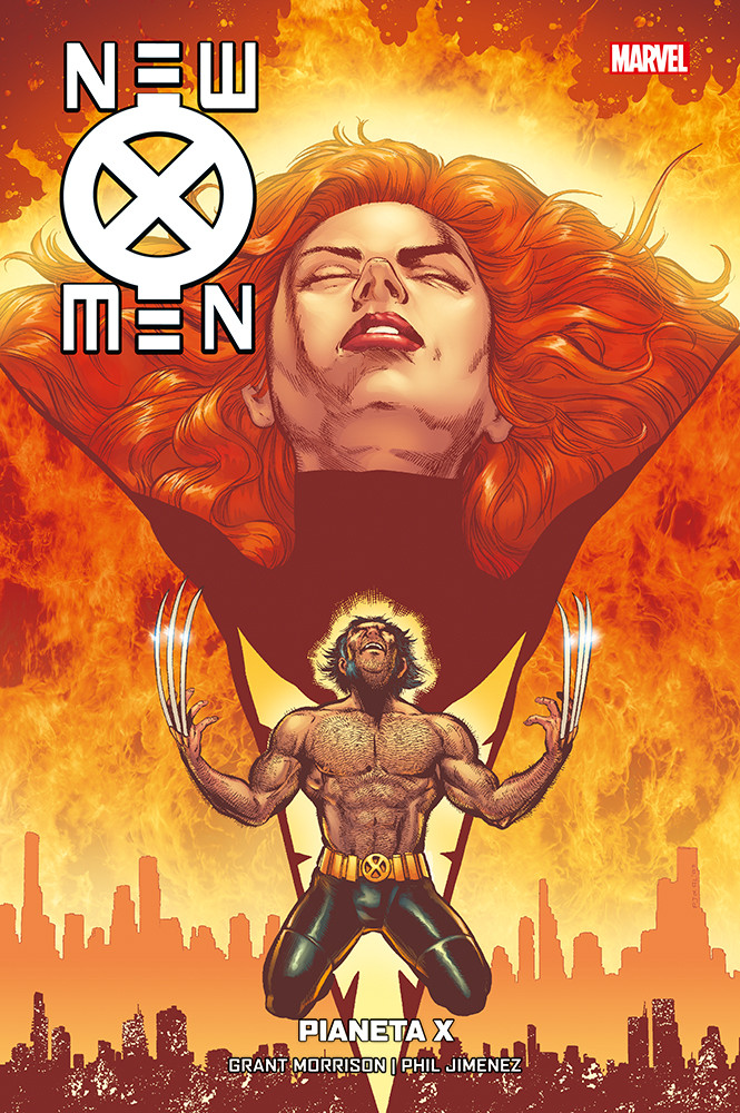 New X-Men Collection 6 Pianeta X